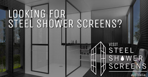 Steel Shower Screens Australia
